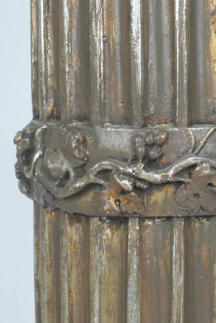Silver Gilt Classical Pedestal - 5