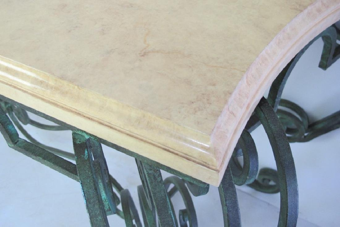 Yellow Stone Top Console - 3