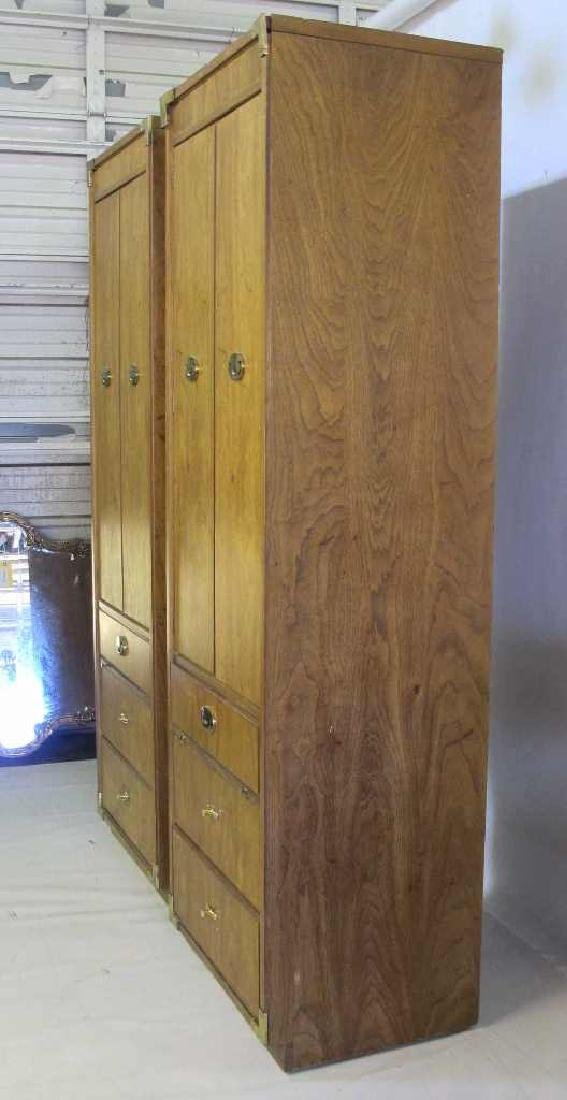 Pair of Large Cabinets - 2