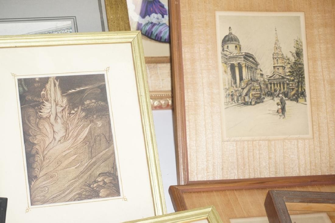 Large Lot of Framed Art - 4