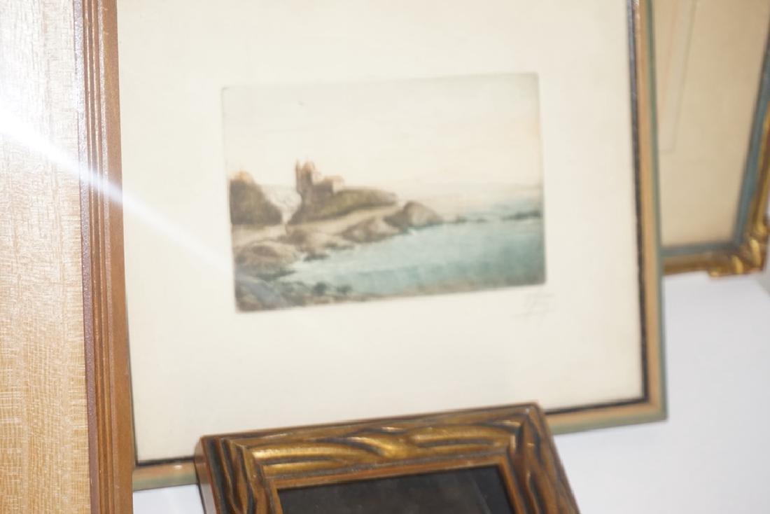 Large Lot of Framed Art - 6
