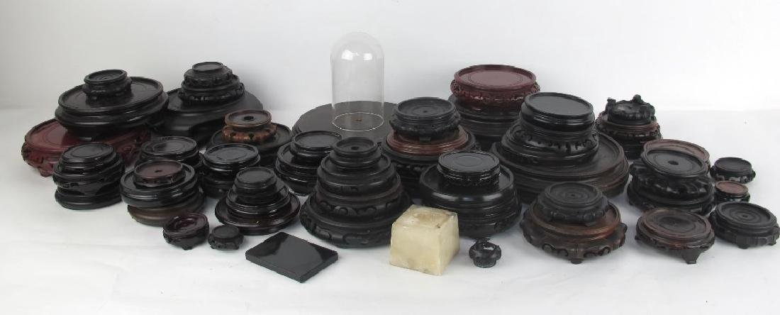 Large Lot of Chinese/Asian Bases
