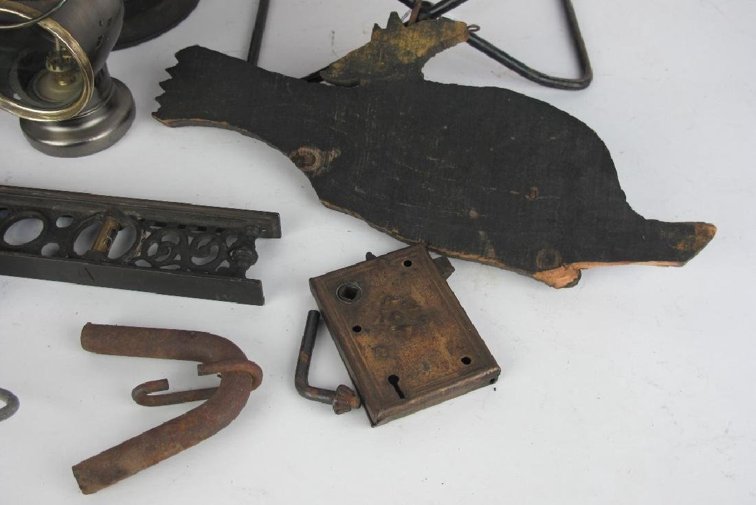Lot of Antique Tools - 2