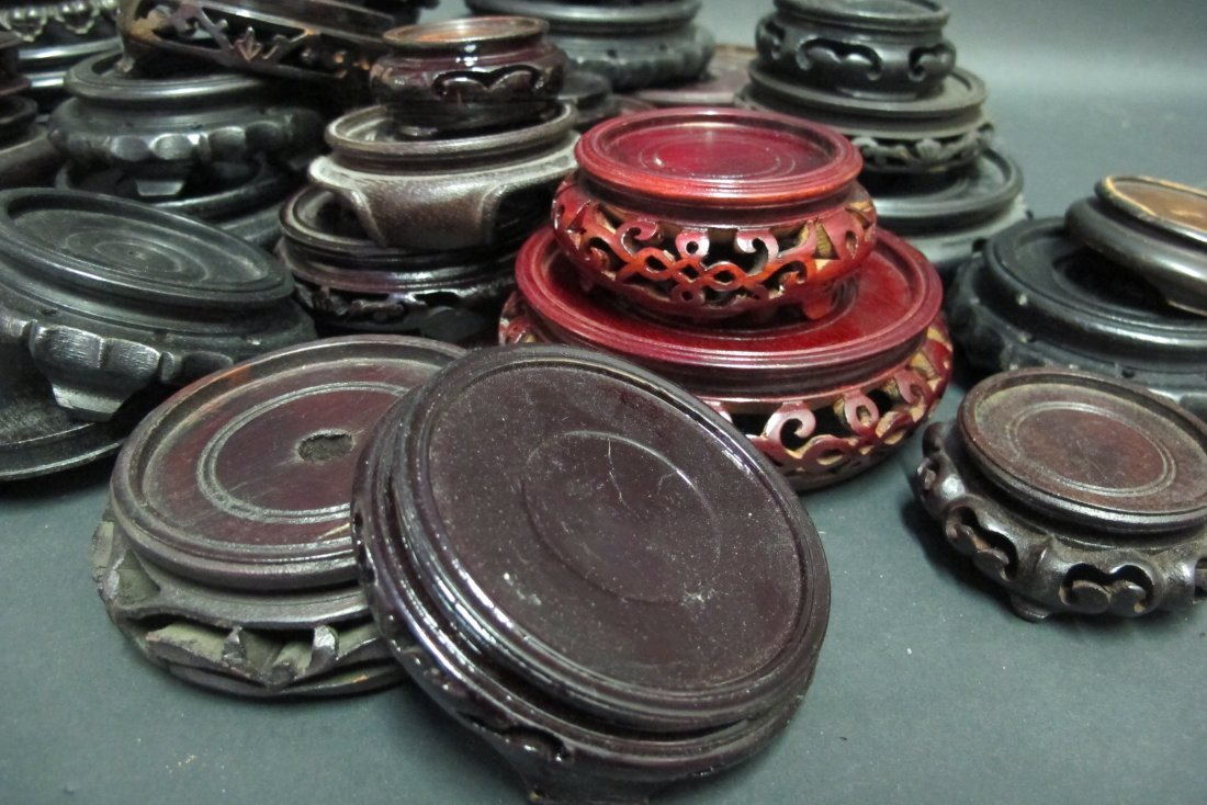 Large Lot of Chinese/Asian Bases - 3