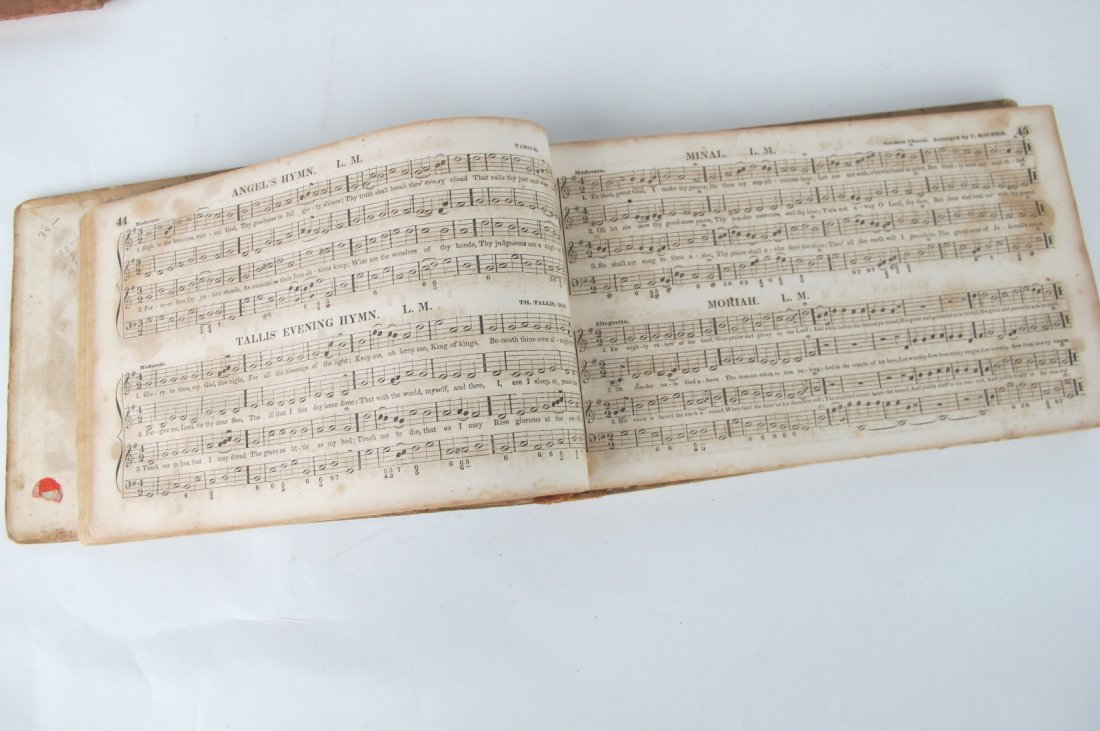 Group of Musical Books - 4