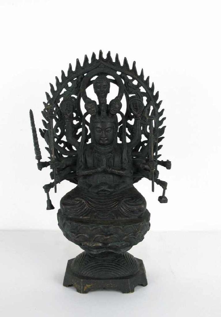 Bronze Buddhist Statue