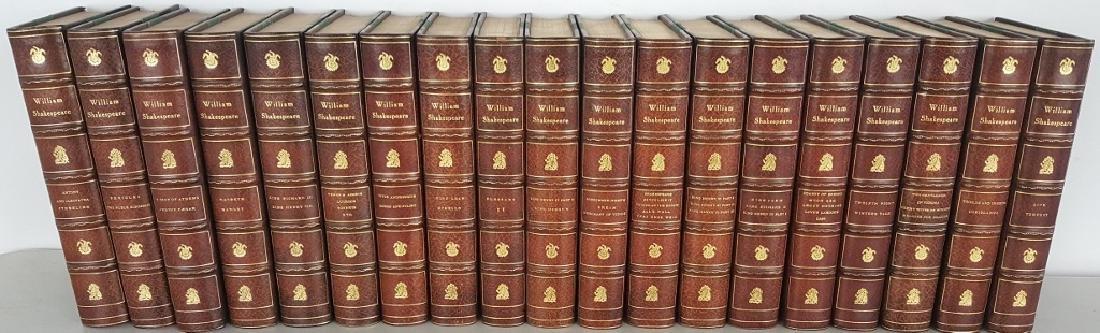 19 Volumes Works of William Shakespeare