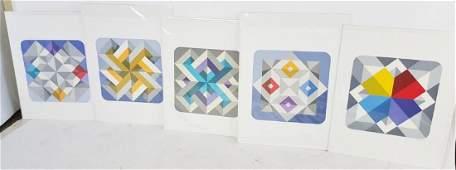 Pastel on Paper Landscape