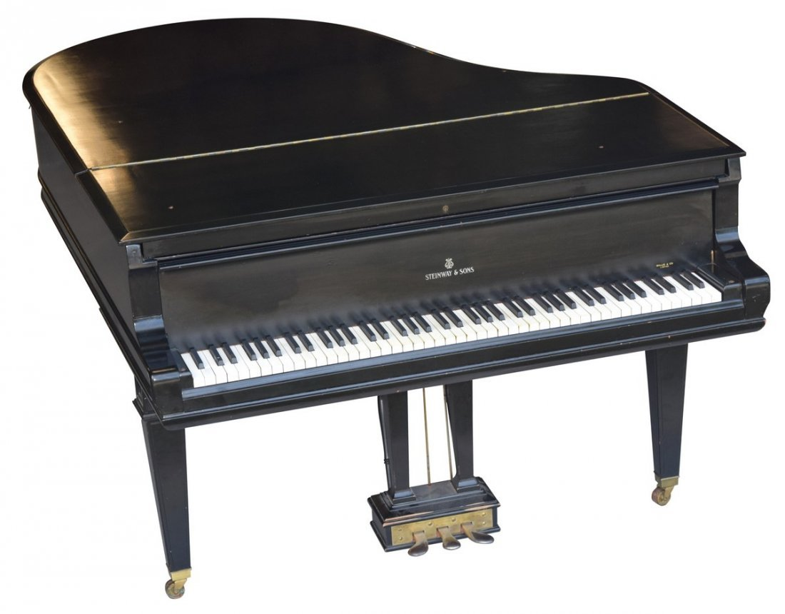 Steinway & Sons Baby Grand Piano