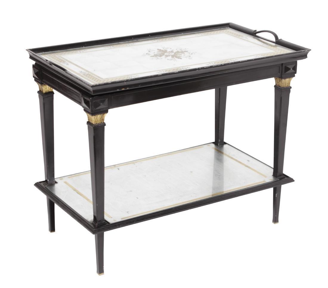 Mason Janson Style Tea Table