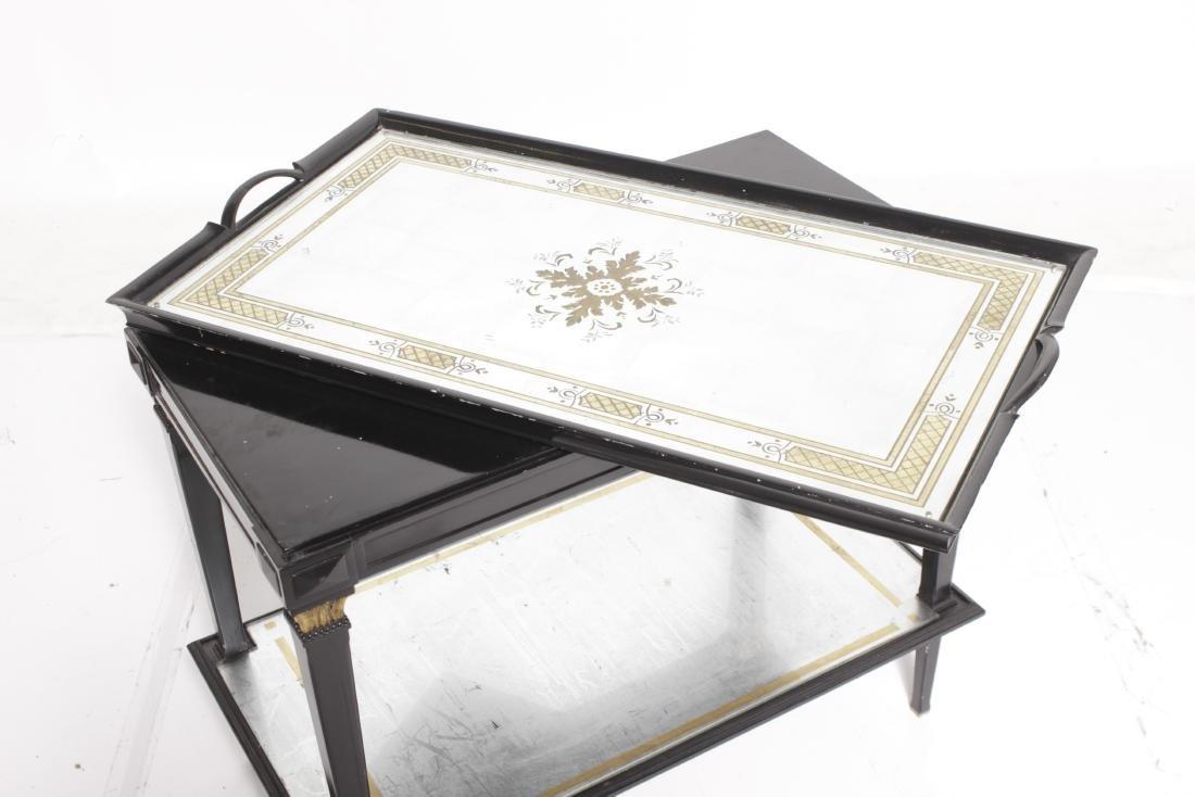 Mason Janson Style Tea Table - 7