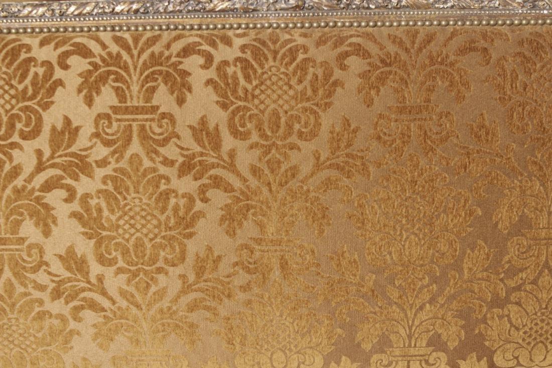 Louis XVI Giltwood Sofa - 5