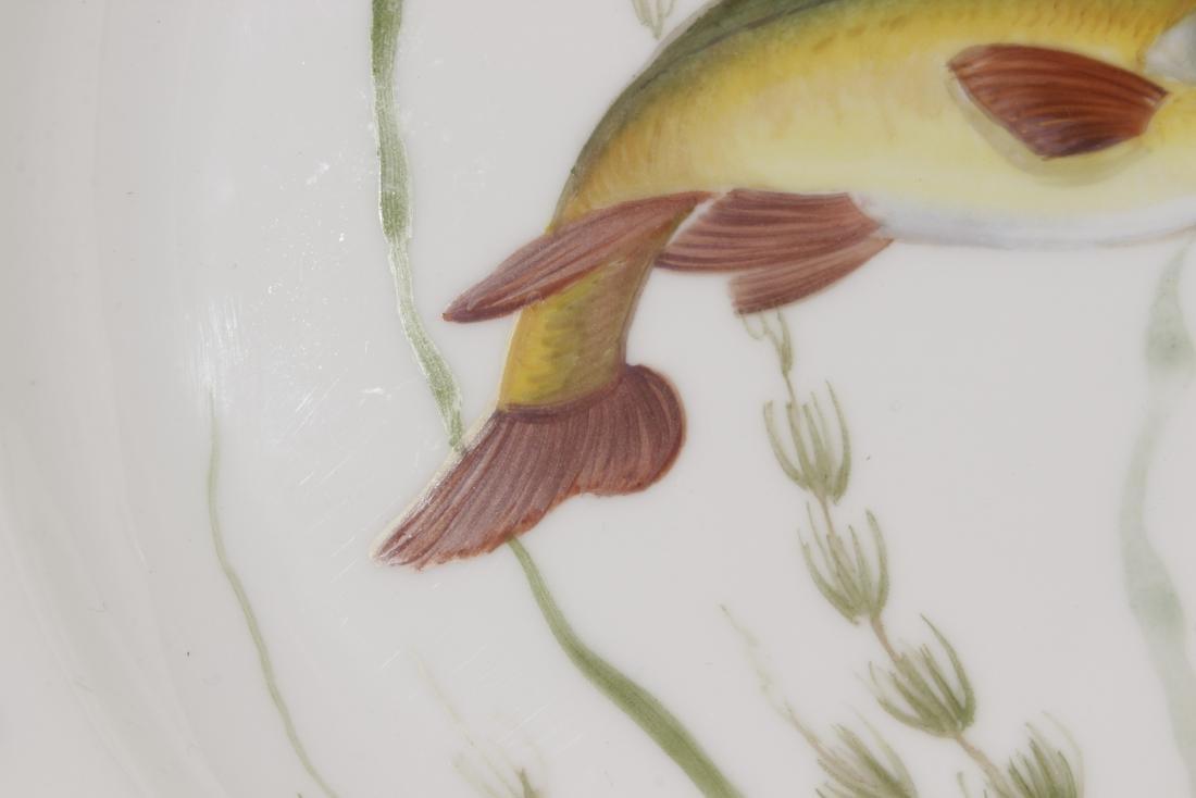Royal Copenhagen Reticulated Dinner Plate - 3