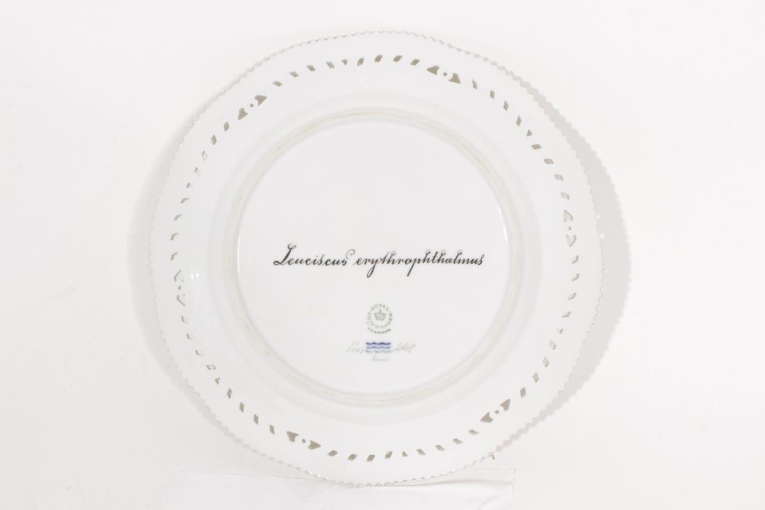 Royal Copenhagen Reticulated Dinner Plate - 6