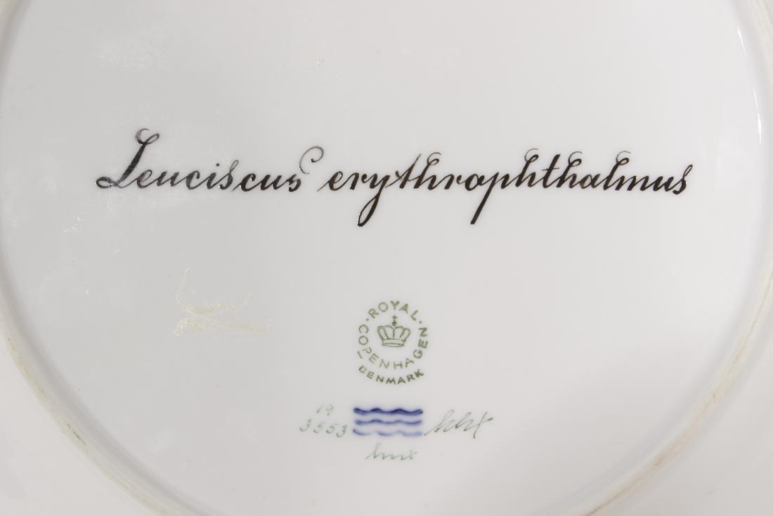 Royal Copenhagen Reticulated Dinner Plate - 7