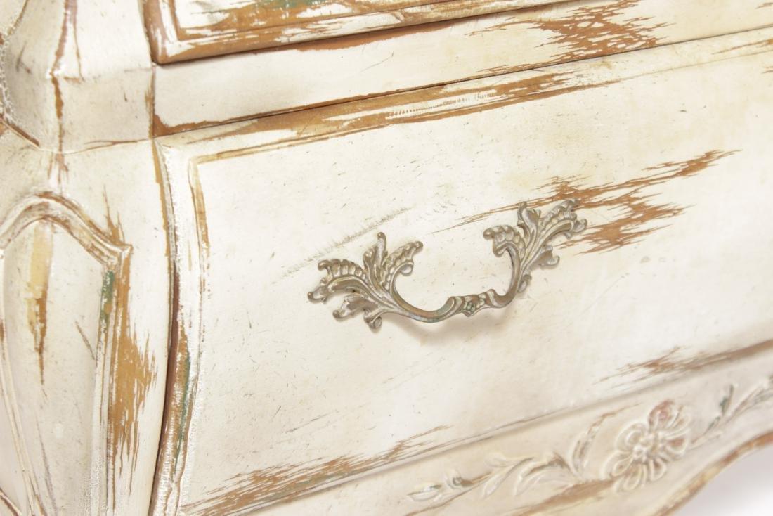 Pair Widdicomb Louis XV Style Diminutive Commodes - 2