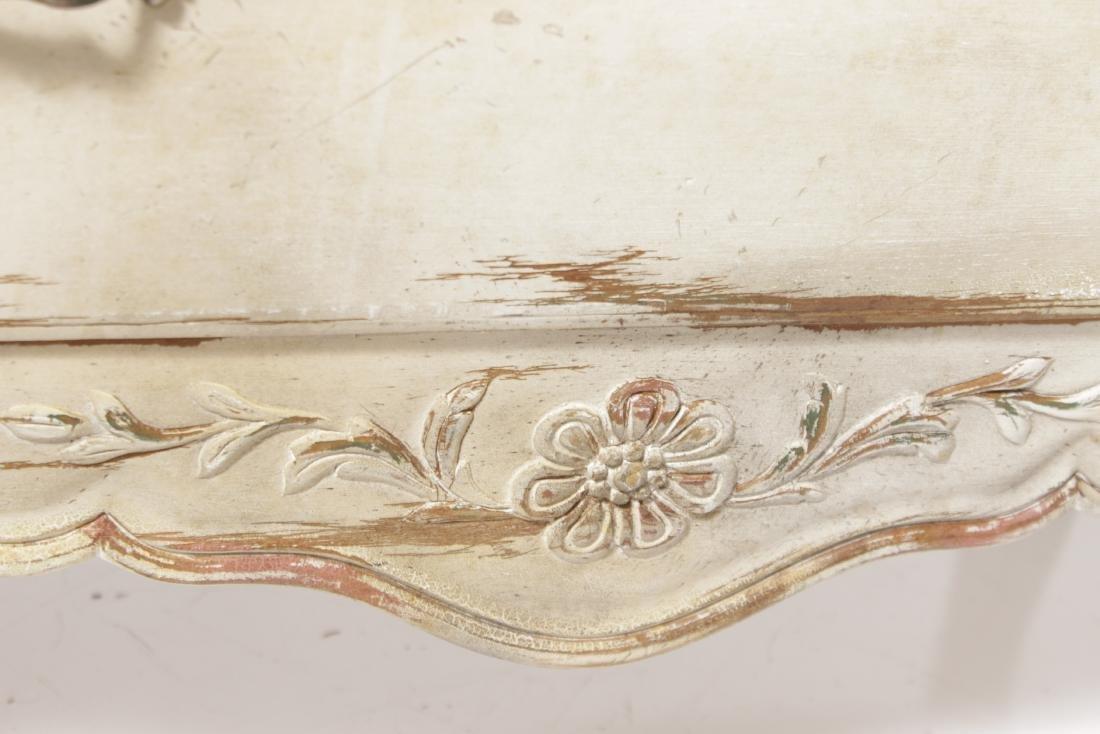 Pair Widdicomb Louis XV Style Diminutive Commodes - 4
