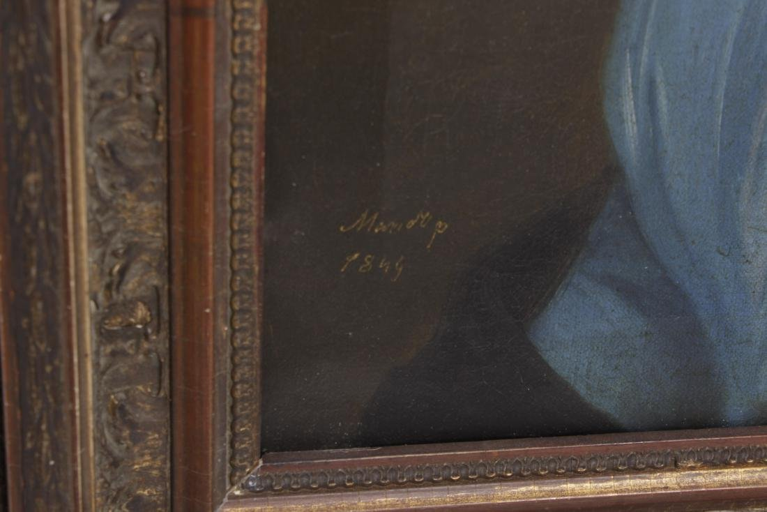 Restauration Period Portrait of a Women - 4