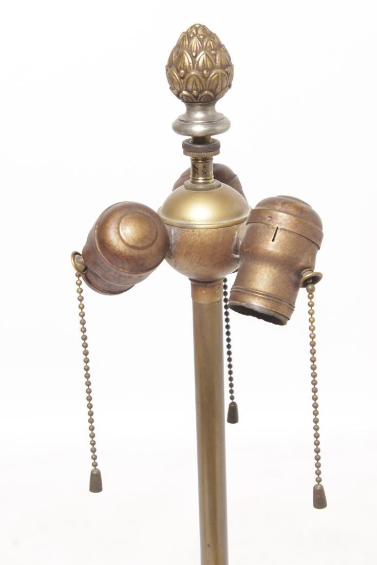 Large Bronze Marble Urn - 4