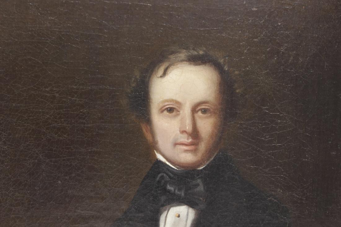19th C Henry Leander Family Portrait - 2