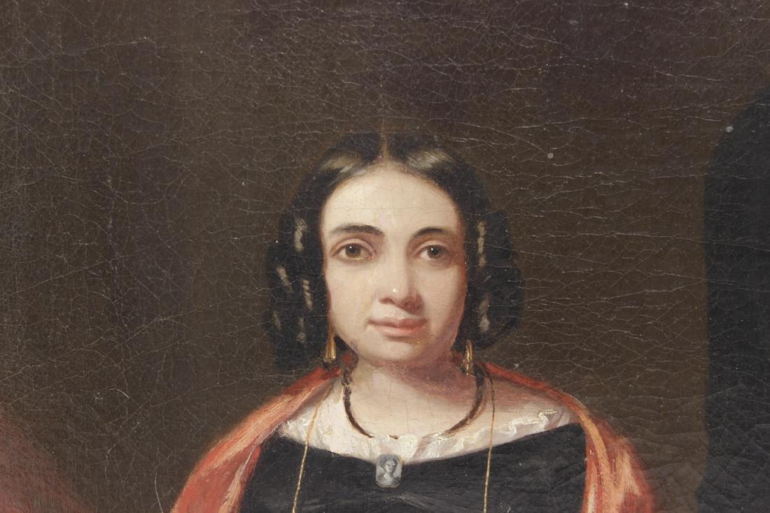 19th C Henry Leander Family Portrait - 3