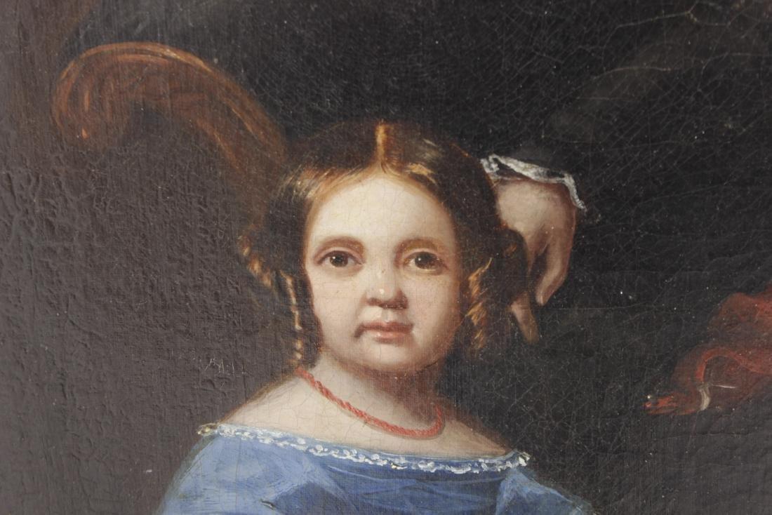 19th C Henry Leander Family Portrait - 4