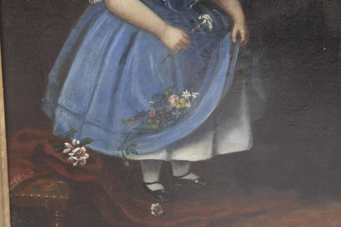 19th C Henry Leander Family Portrait - 5