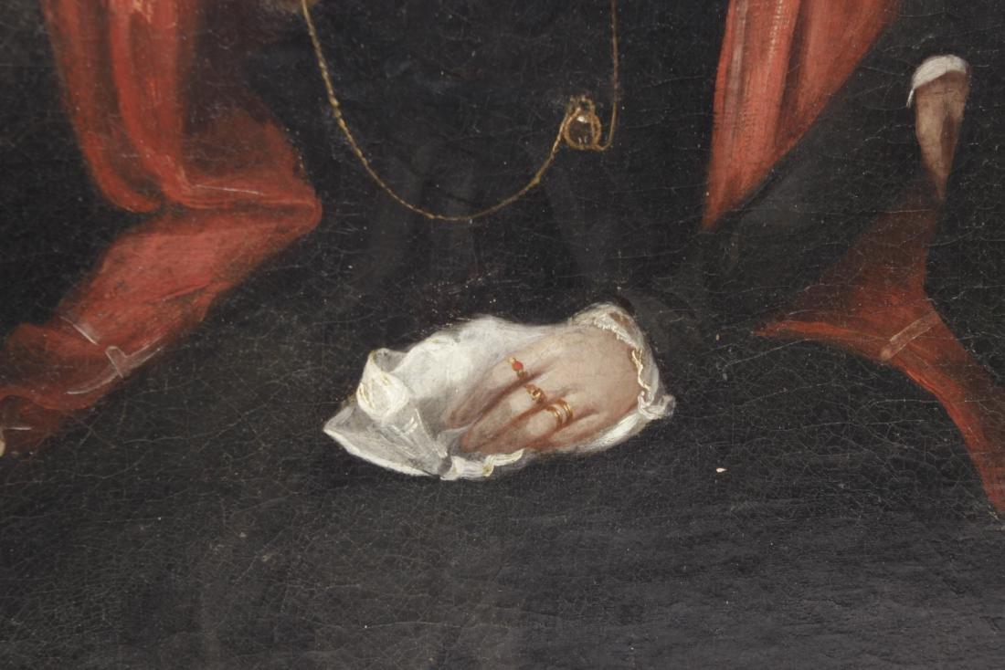 19th C Henry Leander Family Portrait - 6