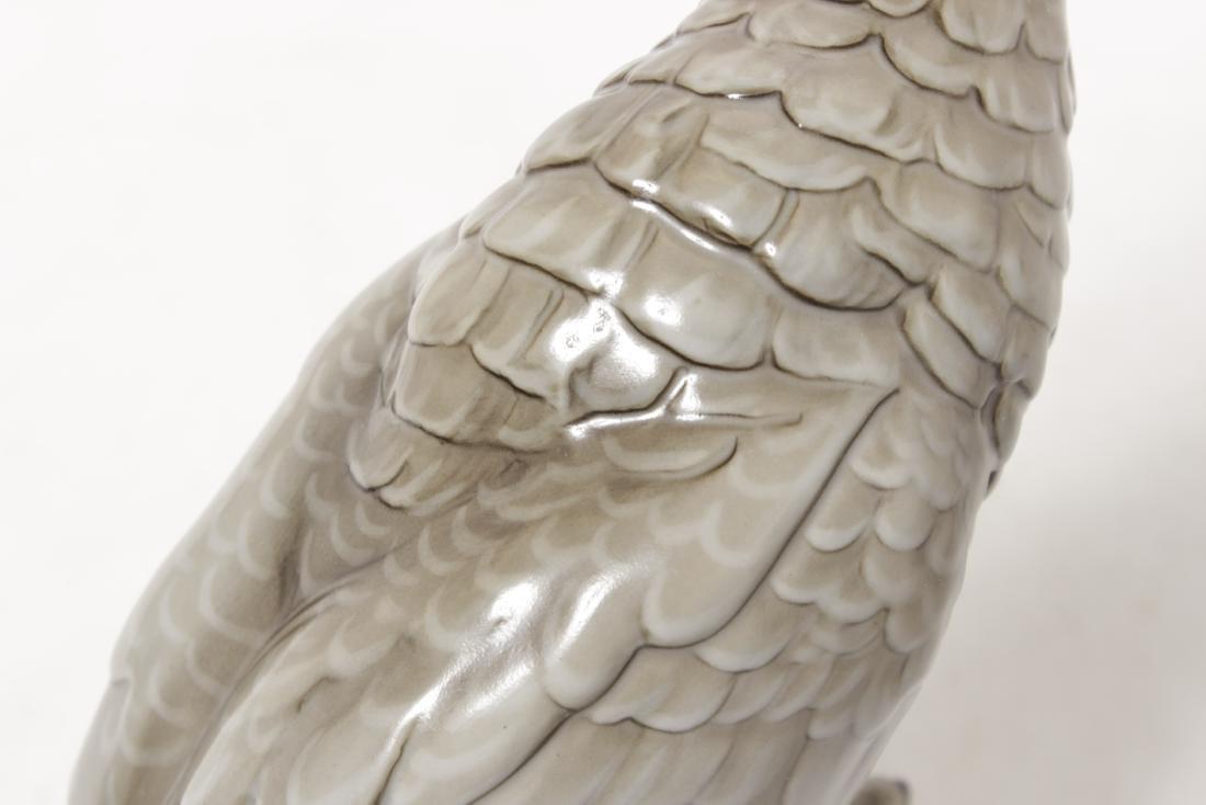 Hutschenreuther Porcelain Parrot - 4