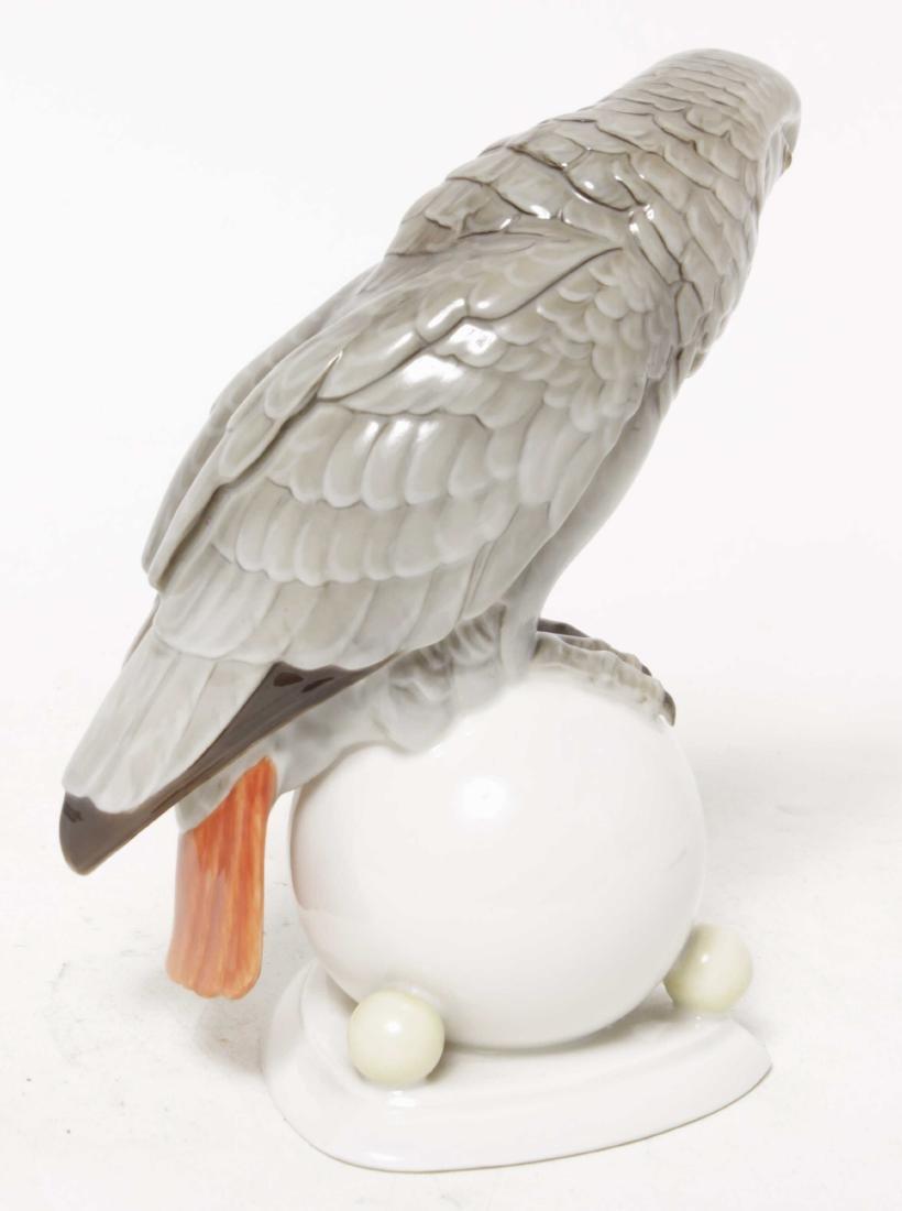 Hutschenreuther Porcelain Parrot - 6