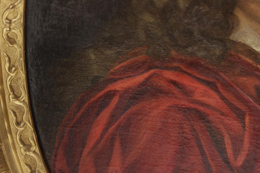 School of Rigaud, Portrait of an Aristocrat - 3