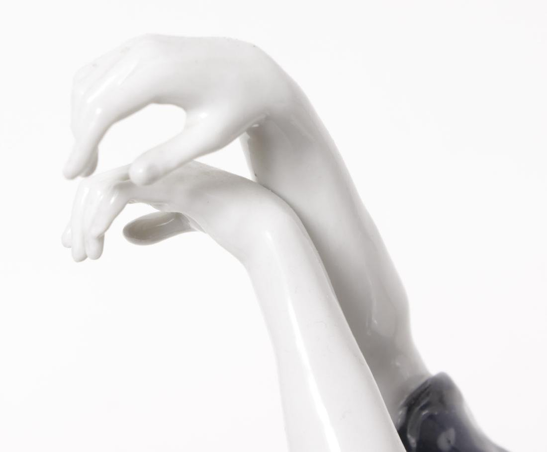 Vintage Karl Ens Porcelain Figure - 2