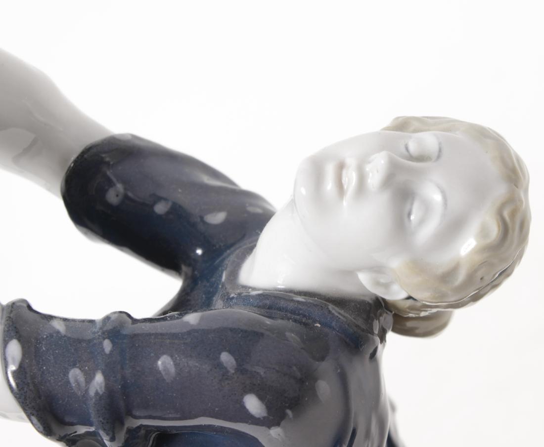 Vintage Karl Ens Porcelain Figure - 3