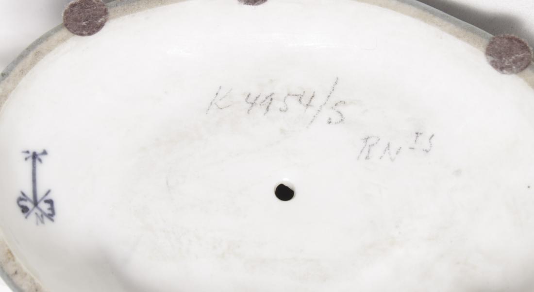 Vintage Karl Ens Porcelain Figure - 5