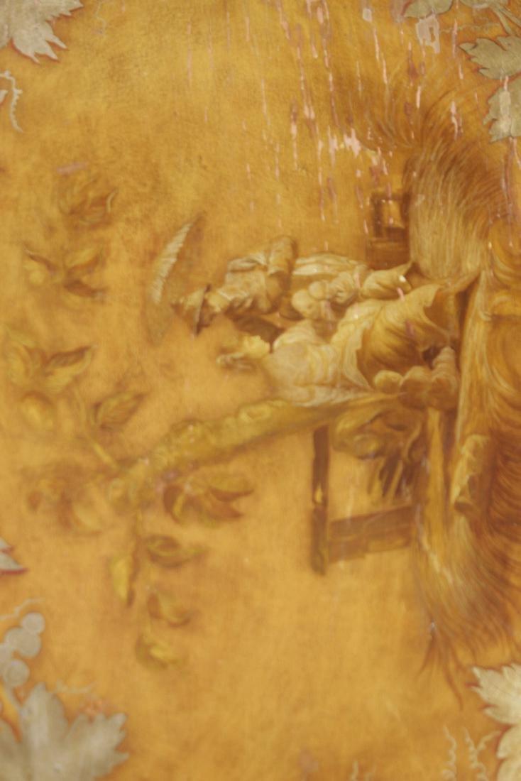 Venetian Painted tea Table - 3