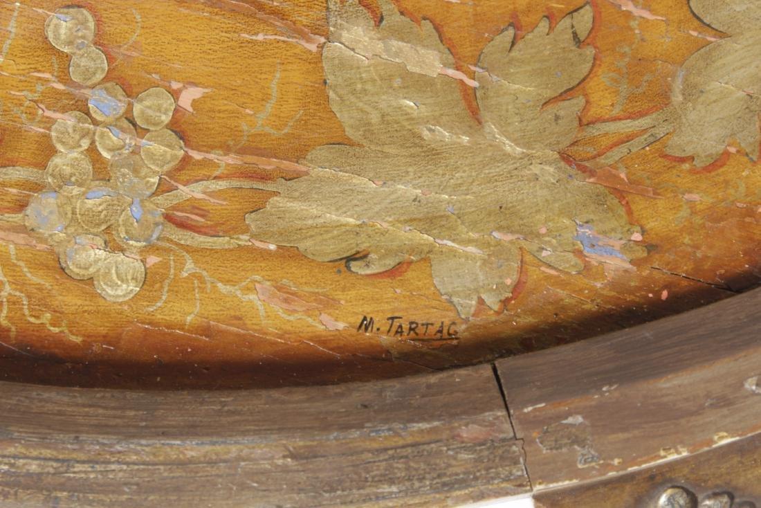 Venetian Painted tea Table - 4