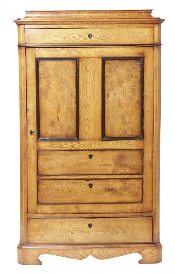 Antique Scandinavian Cabinet