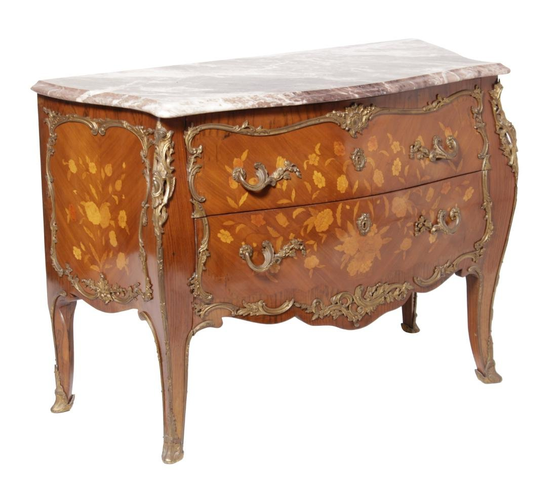 Louis XV Style Fine Commode
