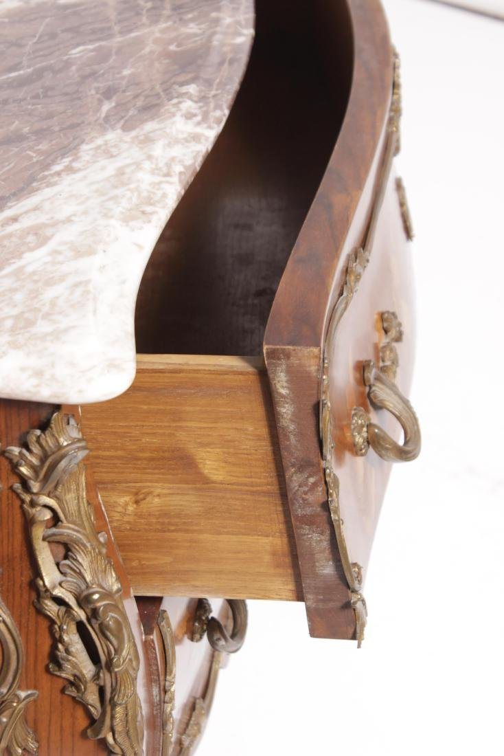 Louis XV Style Fine Commode - 7