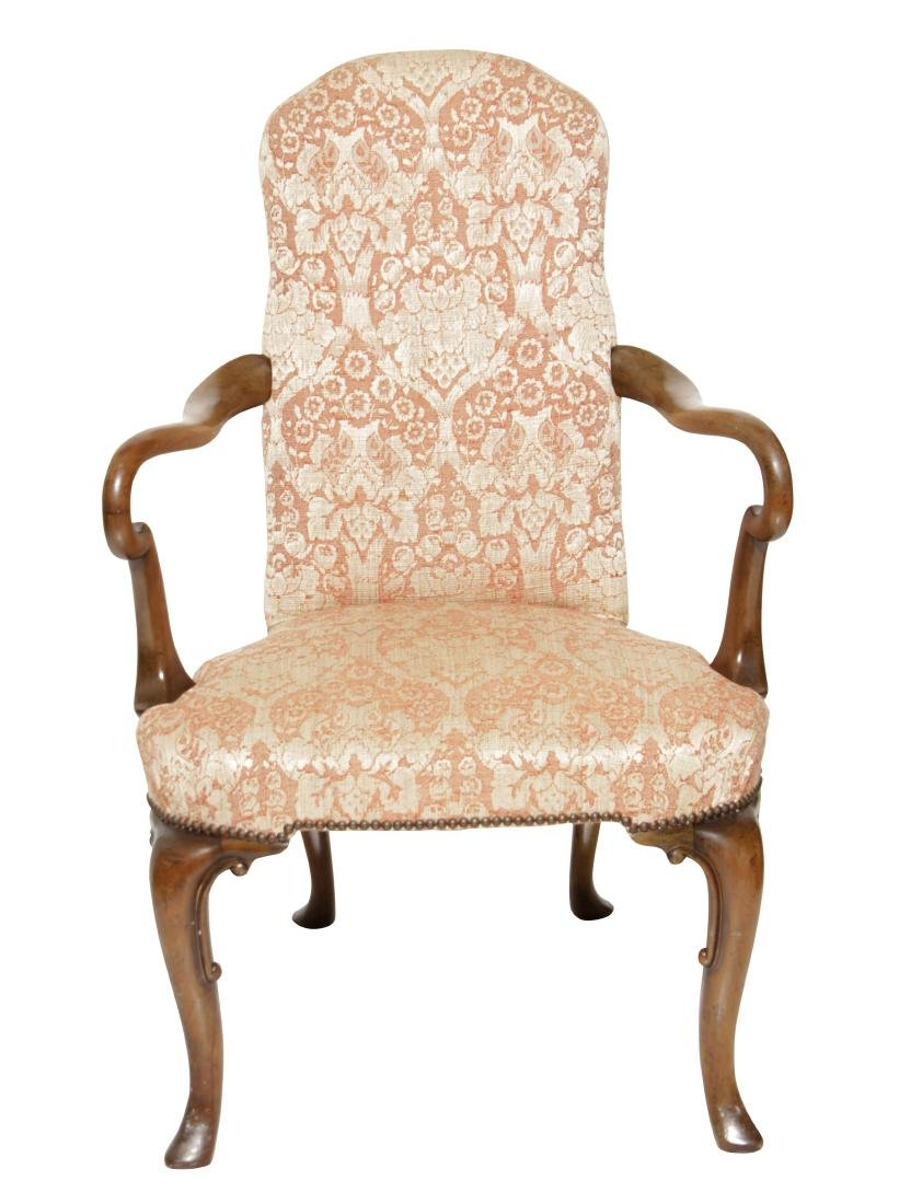 Baker Furniture Co. George I Style  Armchair