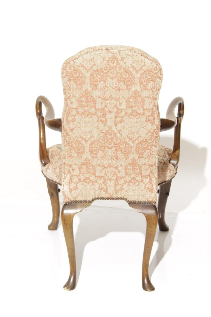 Baker Furniture Co. George I Style  Armchair - 7