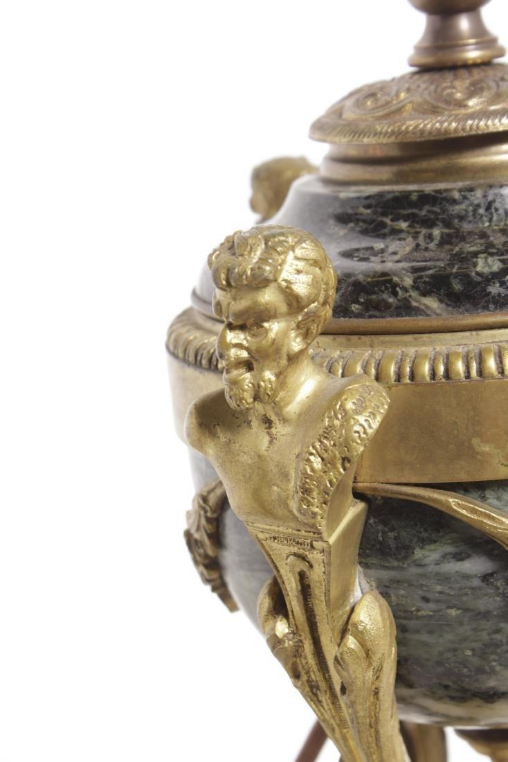 Louis XVI Style Bronze Lamp - 2