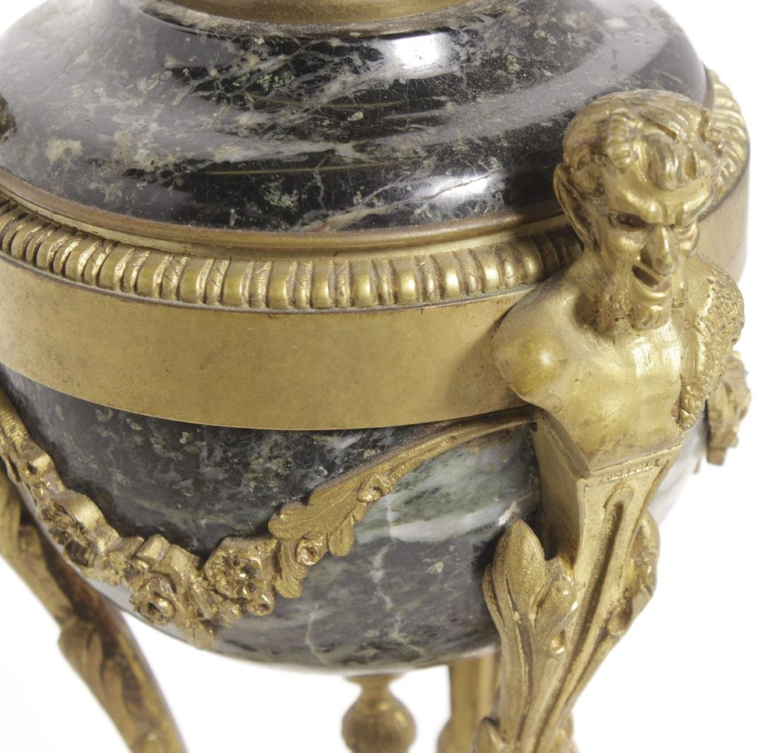 Louis XVI Style Bronze Lamp - 6