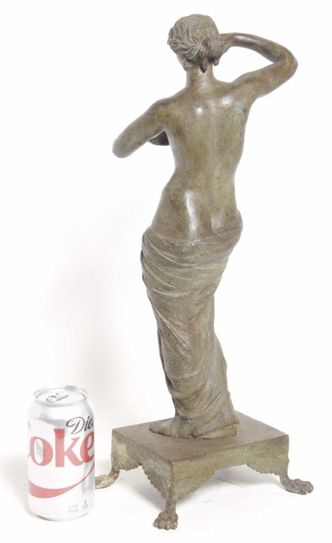 Grand Tour Bronze Woman - 8