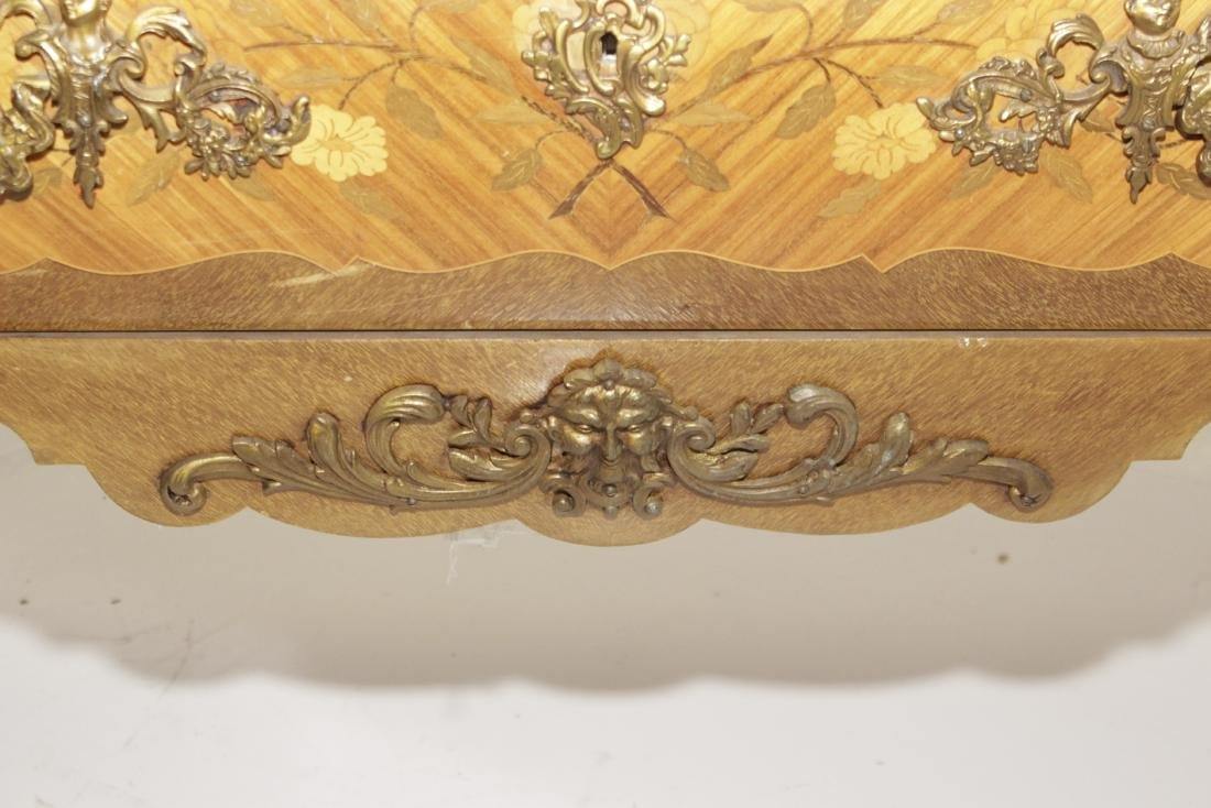 Louis XV Style Commode - 4
