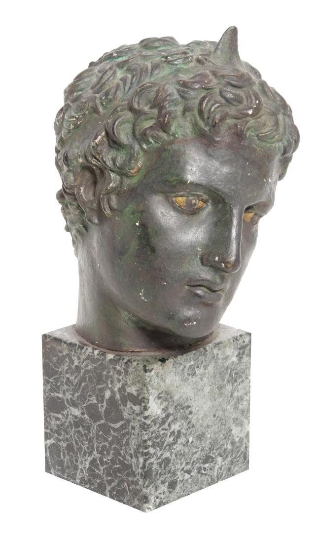 Grand Tour Bust of Man