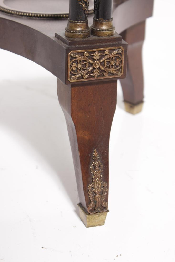 Empire Style Bronze Gueridon - 4
