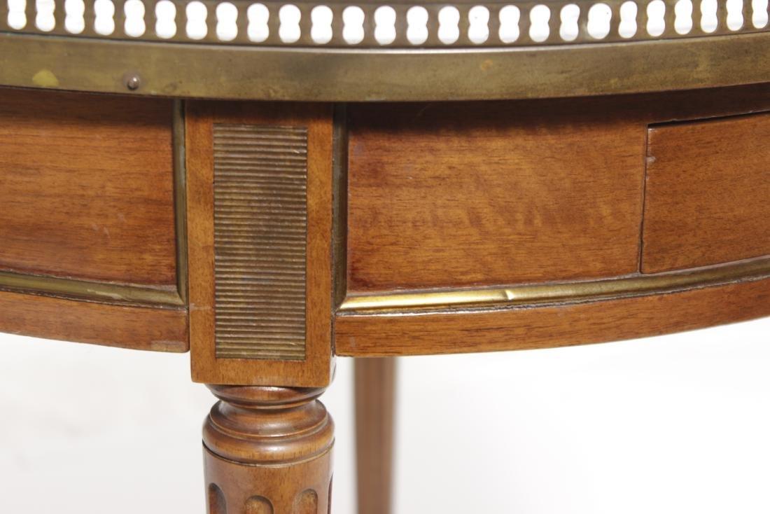 Louis XVI Style Bouillotte Table - 3
