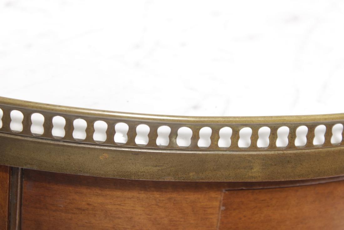 Louis XVI Style Bouillotte Table - 6