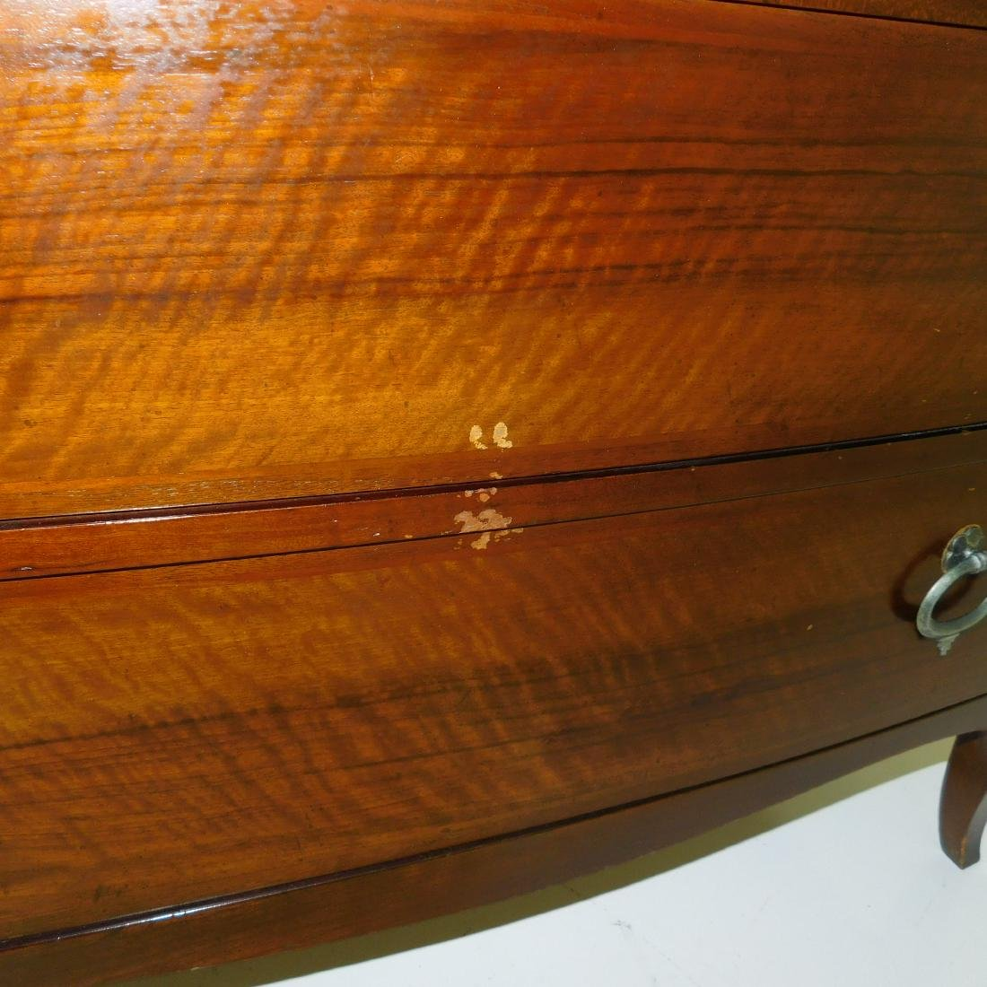 BAKER Furniture Co. Bow Front Chest - 5